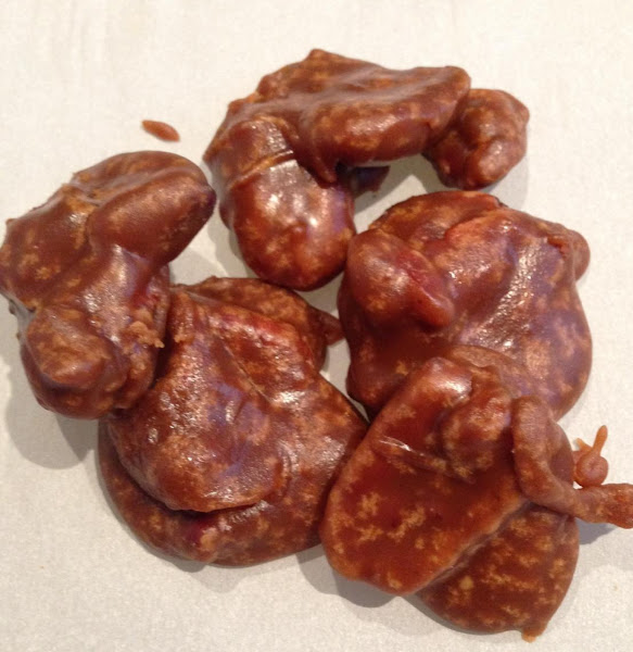 Pecan Coffee Pralines Recipe
