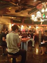Photo: 9/16 稽古中!! チャリカルキ初参加の方 ばっかりですがとてもいい座組みです!!