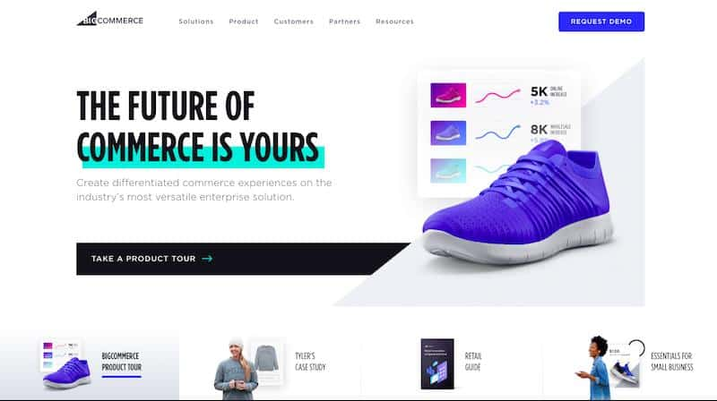 BigCommerce: Shopify Competitor