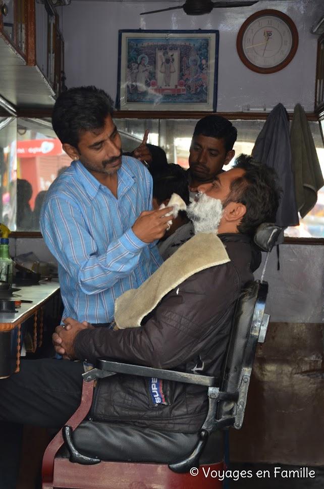 Inde barbier