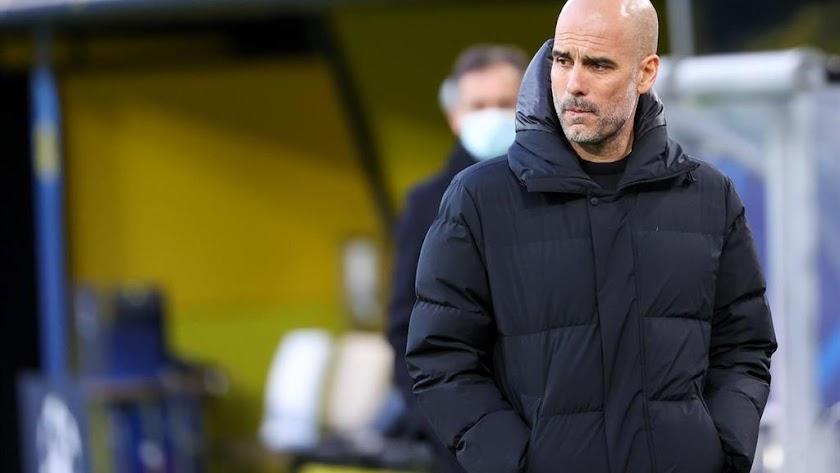 El entrenador del City figura en los Papeles de Pandora.