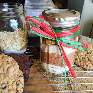 Food Babe's Chocolate Chip Peanut Butter Cookies in a Jar