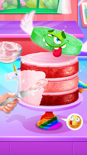 Unicorn Wings Cake - Sweet Unicorn Desserts 1.0 APK + Mod (Free purchase) for Android