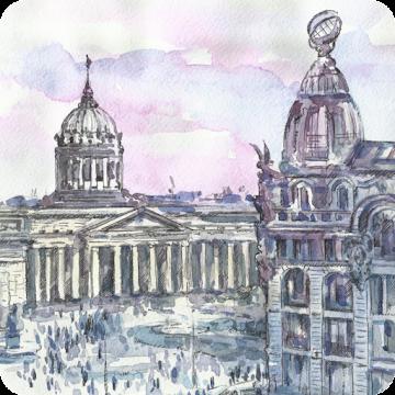 Санкт-Петербург Аудиогид