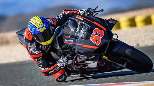 Los equipos de Ducati del WSBK acuden a Misano para iniciar su puesta a punto