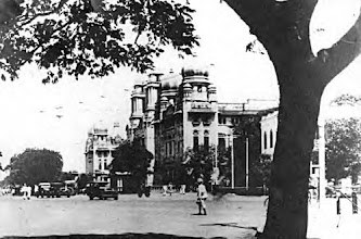 Photo: Southern railway head quarters building-1922-The Southern Railway Headquarters building is opened. This grey edifice is one of the city's most impressive examples of Indo-Saracenic architecture.