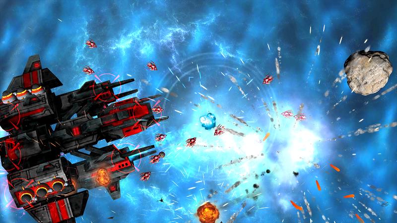 Starlost - Space Shooter Screenshot 15