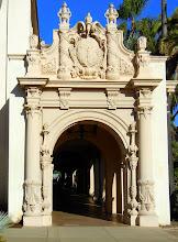 Photo: Walking on El Prado in Balboa Park