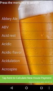 Beer Dictionary- screenshot thumbnail