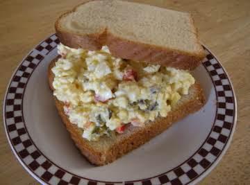 Moms Egg Salad