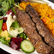 Kofta (Beef Kabab Platter)