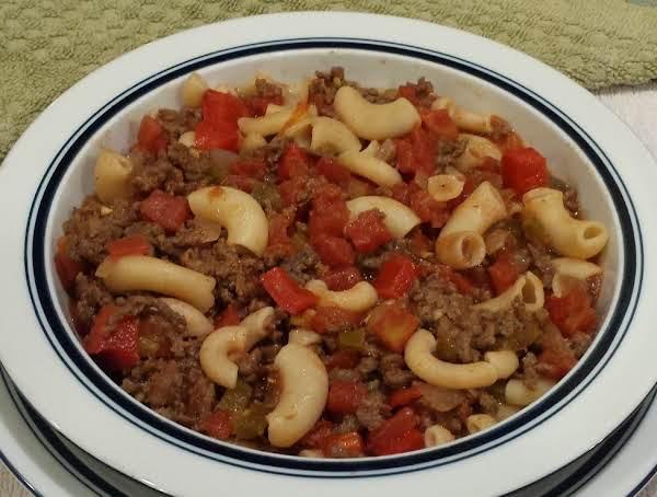 Cajun Goulash Recipe