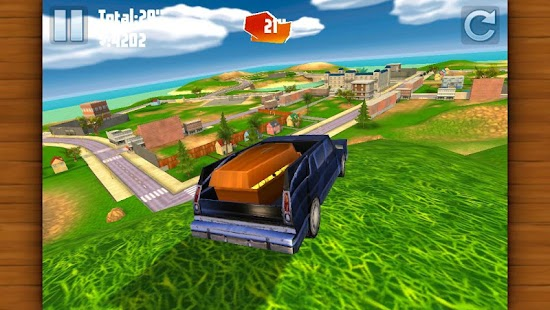 Hearse Driver 3D Game- screenshot thumbnail