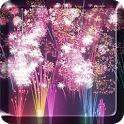 New Year Fireworks LWP (PRO) icon