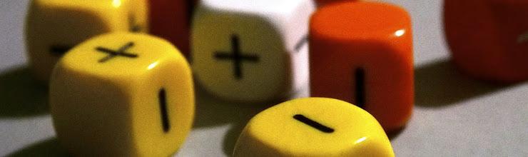 Photo: fudge dice