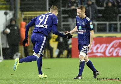 Deux clubs de Ligue 1 ont flashé sur cet Anderlechtois