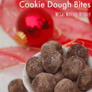 No-Bake Peanut Buttery Cookie Dough Balls