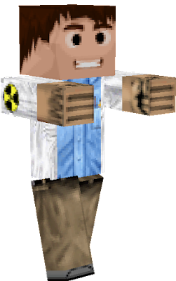 Skin scientist who works with the reactor