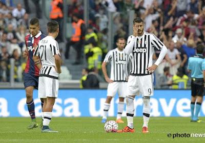 La Juventus piétine et pourrait perdre son fauteuil de leader