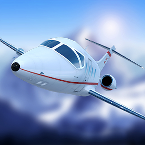 Airplane Fly the Swiss Alps for PC and MAC