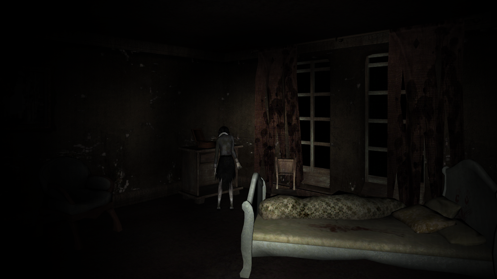AFFECTED - The Manor VR- screenshot