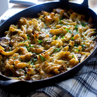 Vegetarian Cheese Pasta Bake Recipes
