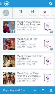 My Disney Experience Screenshot 10