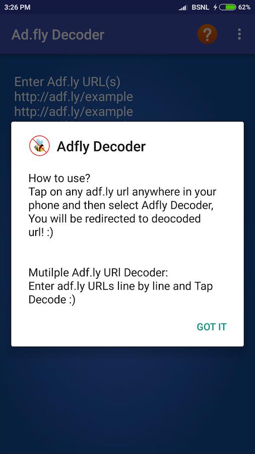 Utm Decoder
