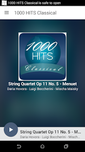 1000 HITS Classical- screenshot thumbnail