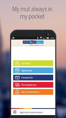Partenamut - screenshot