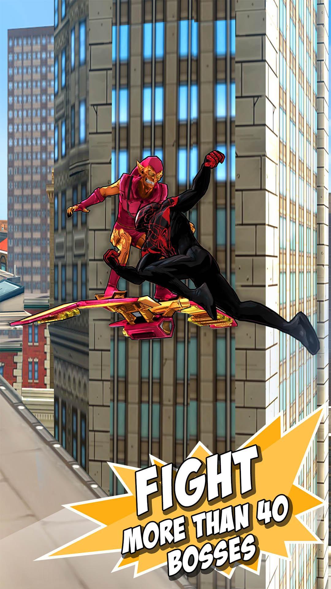Spider-Man Unlimited screenshot #4