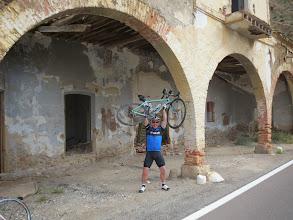 Photo: Mr Hatt - being a tourist!