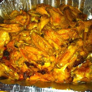 Spicy Buffalo Chicken Wings
