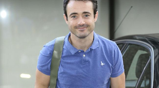 Joe McFadden needs 'paling down' after Strictly Come Dancing