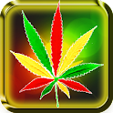 3D Marijuana Live Wallpaper icon