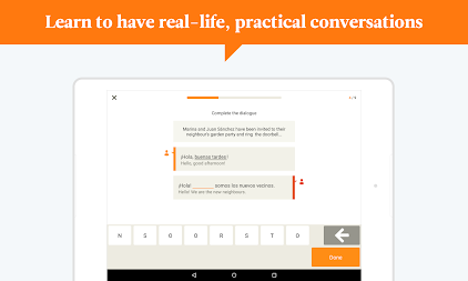 Babbel – Learn Languages APK screenshot thumbnail 7