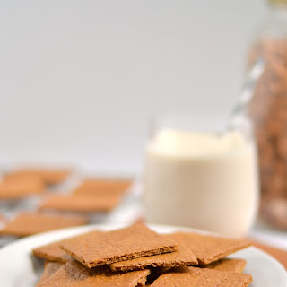 100% Whole Wheat Graham Crackers