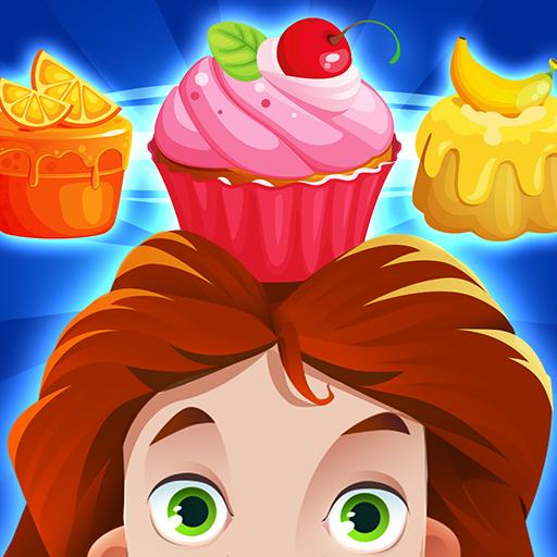 Elly's Cake Cafe Match-3