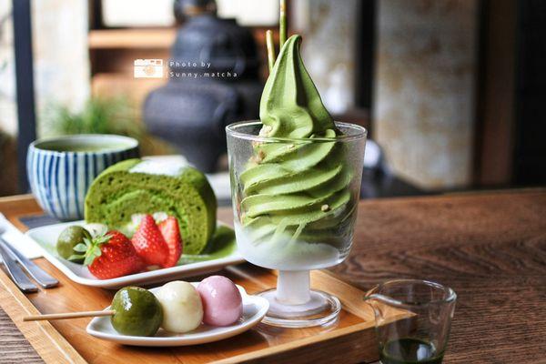 花見宇治抹茶甘味處 - 在日式老宅內享用精緻抹茶甜點,抹茶控真心推薦!