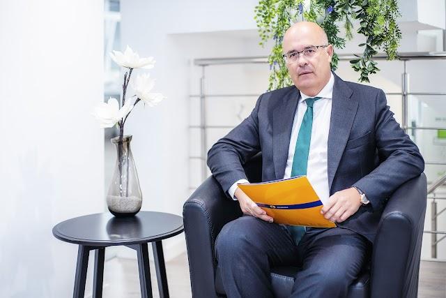 José Rodríguez  de Arellano, CEO de Plenoil.