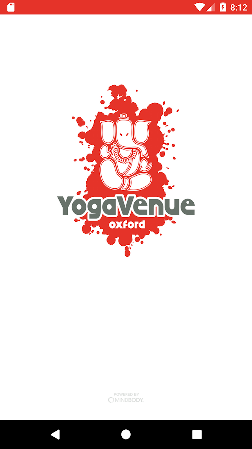 YogaVenue Oxford- screenshot