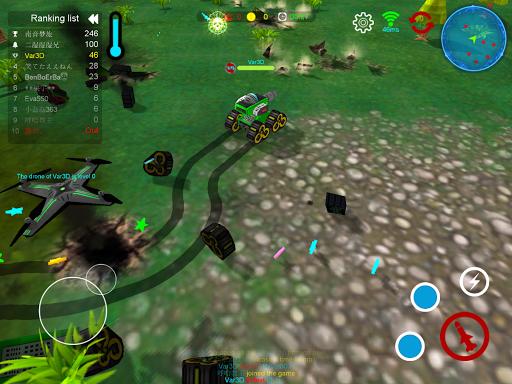 Battlefield Tank 3D android2mod screenshots 11