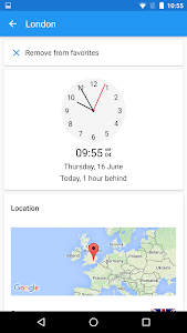 World Clock by timeanddate.com Full v2.0.7