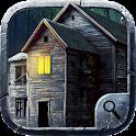 Escape - old house icon