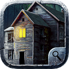 Escape - old house icon