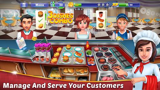 Chef's Life : Crazy Restaurant Kitchen 5.5 screenshots 1