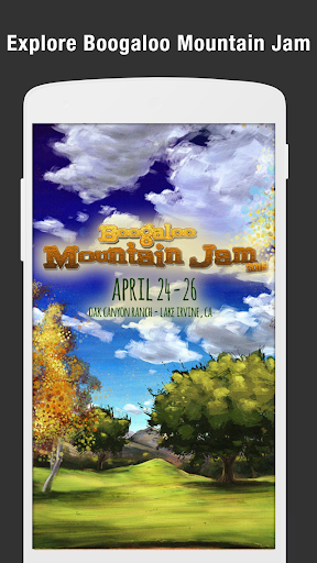 Boogaloo Mountain Jam