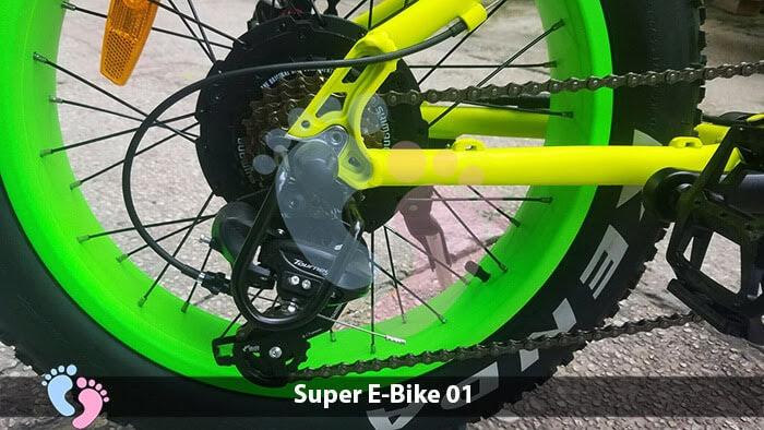 Xe đạp điện địa hình Super E-Bike 01 15