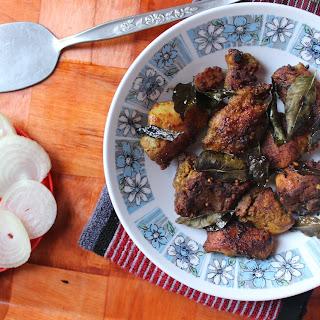 Restaurant style Chicken 555 ( No deep fry non veg Appetizer).