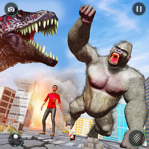 Baixar Gorilla Animal Rampage 2020: City Smash para Android